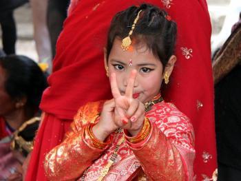 尼泊尔水果婚06