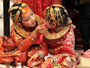 尼泊尔水果婚10