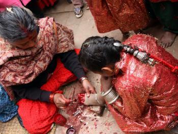 尼泊尔水果婚11