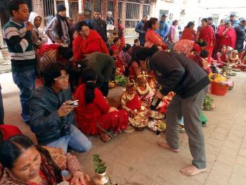 尼泊尔水果婚13