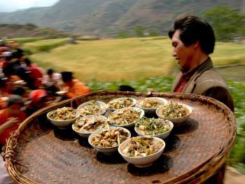 傈僳族婚俗10