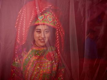 傈僳族婚俗12