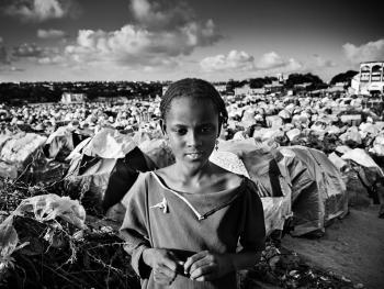索马里的孩子们