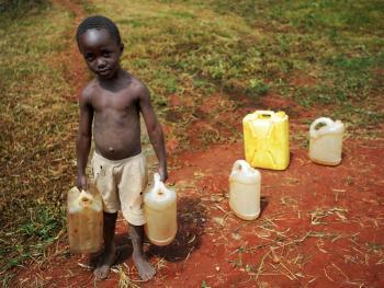 乌干达饮用水改造10