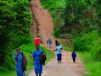 乌干达饮用水改造11