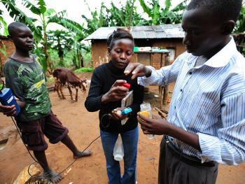 乌干达饮用水改造04