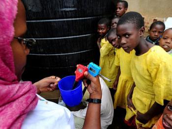 乌干达饮用水改造07