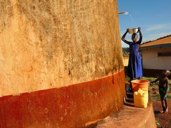 乌干达饮用水改造09