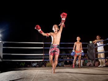 少年泰拳赛10