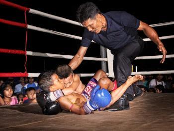 少年泰拳赛05