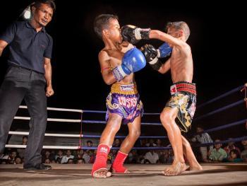 少年泰拳赛06
