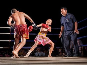少年泰拳赛08