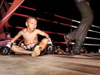 少年泰拳赛09