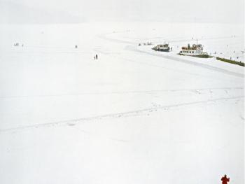 芬兰的冰泳