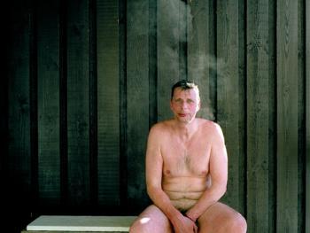 芬兰的冰泳07