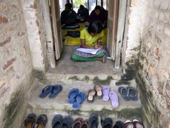 印度的女孩教育10