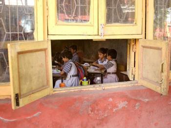 印度的女孩教育11