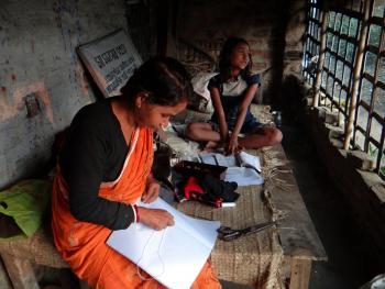 印度的女孩教育09