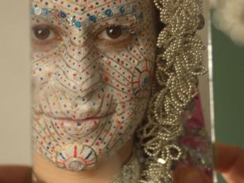 新娘的妆容13
