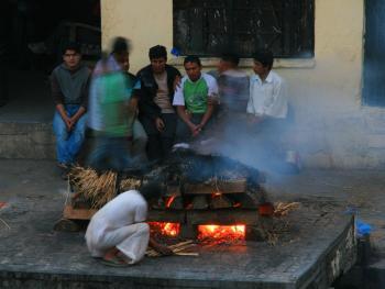 印度教徒的火葬10