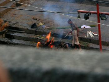 印度教徒的火葬12