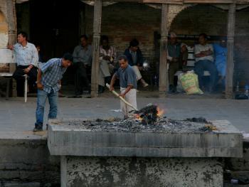 印度教徒的火葬13