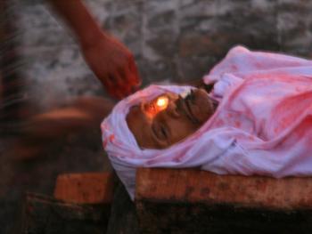 印度教徒的火葬08