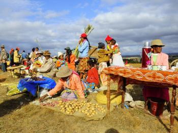 马达加斯加捡骨葬10