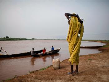 南苏丹平静的乡村生活10