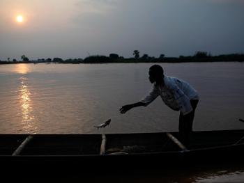 南苏丹平静的乡村生活11