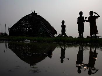 南苏丹平静的乡村生活13