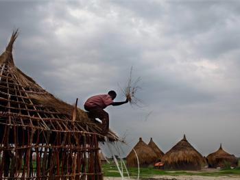 南苏丹平静的乡村生活06