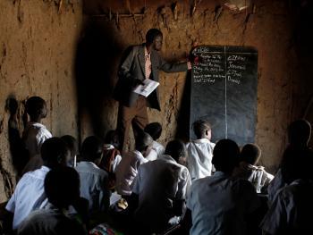 南苏丹平静的乡村生活08