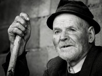 葡萄牙山村的老人10