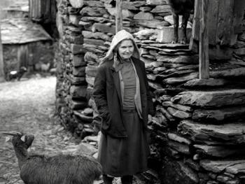 葡萄牙山村的老人05
