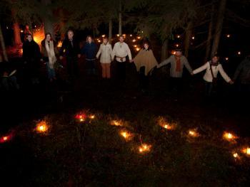 立陶宛万圣节扫墓05