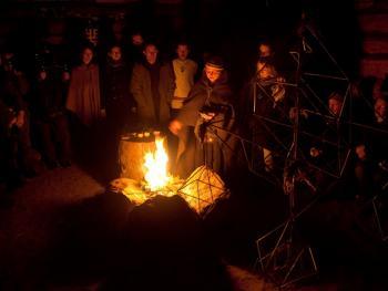 立陶宛万圣节扫墓09