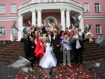 俄罗斯婚礼09