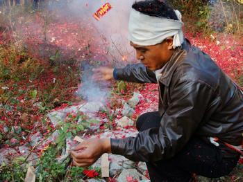 瑶族红祭12