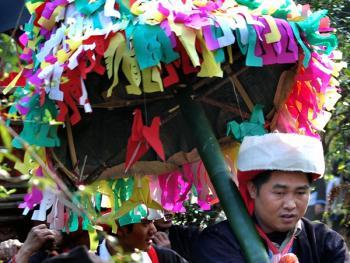 瑶族红祭03