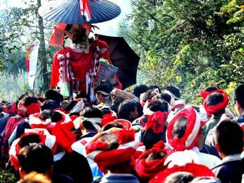 瑶族红祭05