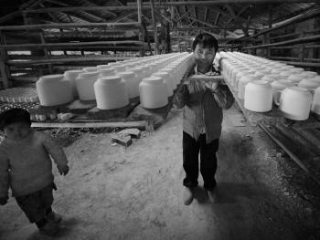 潮州日用瓷作坊12