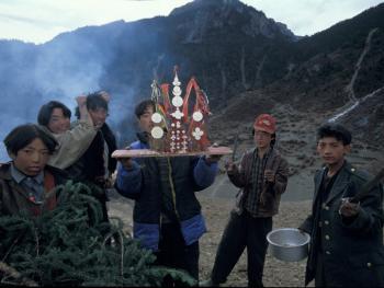 山岩父系部落05
