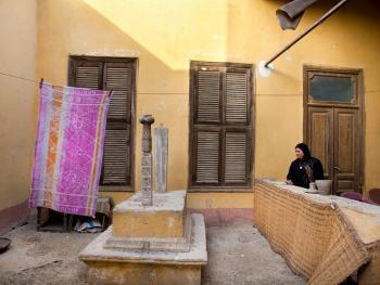 住在墓地里的开罗人09