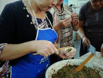 回族美食馓姆馓10