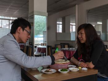 满族石磨水豆腐14