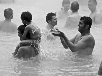 加米仕古丽温泉的水疗08