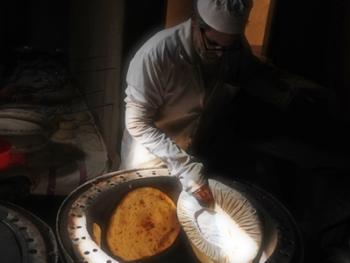 伊朗的主食馕饼3