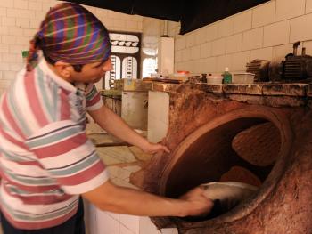 伊朗的主食馕饼6