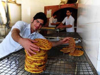 伊朗的主食馕饼7